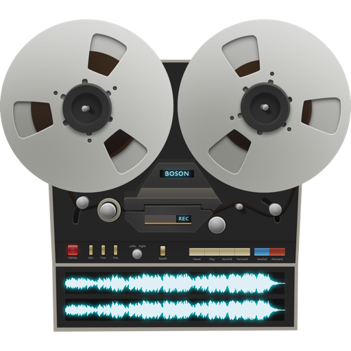 Boson Express - Audio Recorder and Editor for Mac