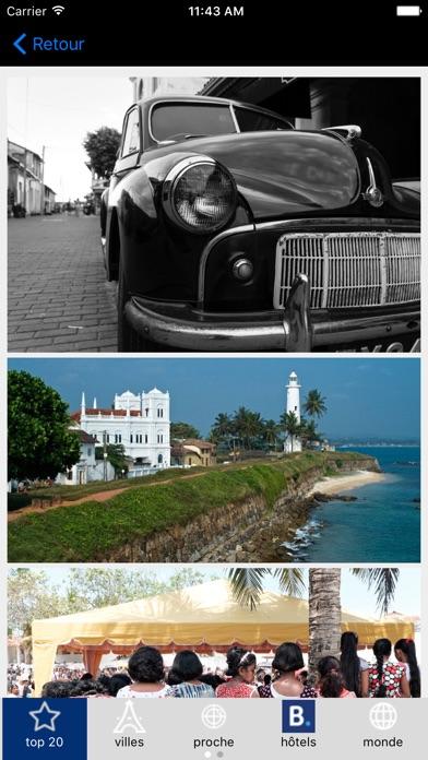 Guide Voyage Sri Lanka TristanSoftCapture d'écran de 2