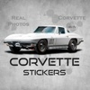 Classic Corvette Stickers c5 corvette parts