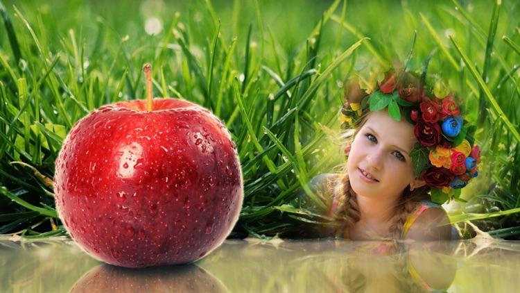 Beautiful Apple Photo frame Editor: Free HD Frames by jitendra khunt