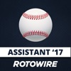 RotoWire Fantasy Baseball Assistant 2017