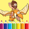 Coloring Book Game Caveman And Dinosaur Version Wiki