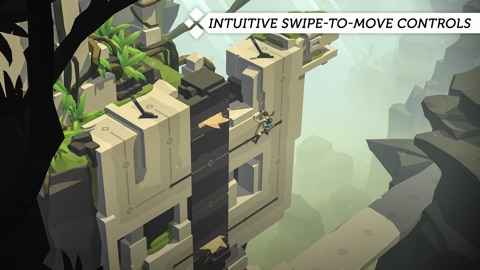 Screenshot #12 for Lara Croft GO