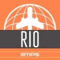 Rio de Janeiro Guía de Viaje con Mapa Offline icon