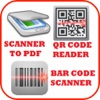 Scanner To PDF, QR Code And Barcode Scanner Reader barcode contain pdf417