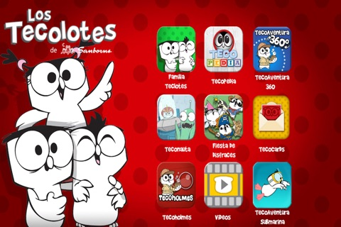 Tecolotes Sanborns screenshot 1
