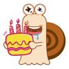 Small Snail Animated Emoji Stickers Wiki