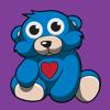 Cute Teddy Bear Stickers