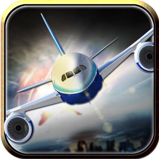 Airplane Flying Simulator 2016 - Flight Emulator iOS App