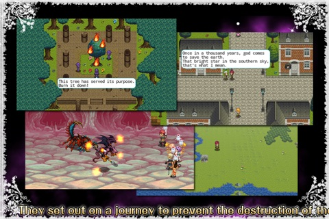 RPG Destiny Fantasia screenshot 2