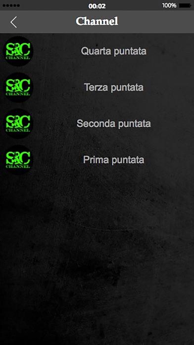 Screenshot of Sport & Comunicazione5