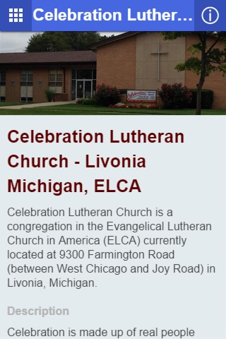 Celebration ELCA screenshot 3