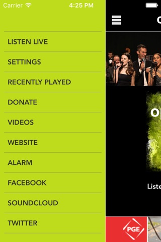 opbmusic screenshot 2