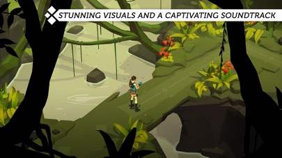 Screenshot #8 for Lara Croft GO