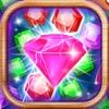 Jewel Blitz Mania - Match 3 Puzzle Classic Games