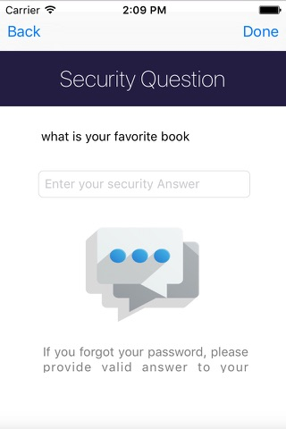Secure Password Keeper screenshot 2