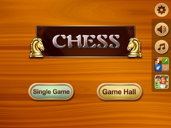 Chess - Online Game Hall на iPad