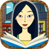 Mulan Classic tales - interactive book for kids.