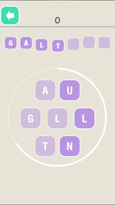 Word Search Puzzle Challenge Pro - fun brain test screenshot