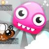 Little Pink Monster Jump