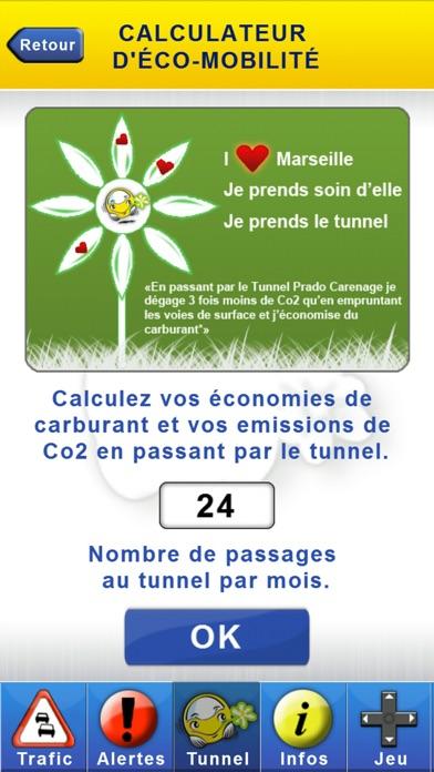 Tunnel TraficCapture d'écran de 3