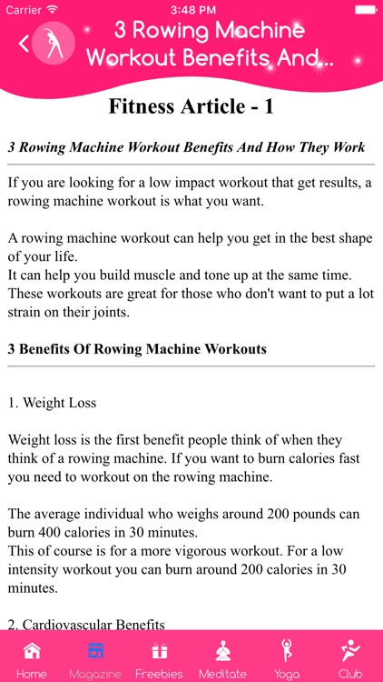 Workout Program For Weight Loss And Muscle Gain