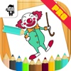 Cartoon Kids Coloring Book Pro pages