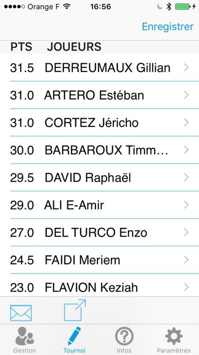 Screenshot #2 pour EPS ATP