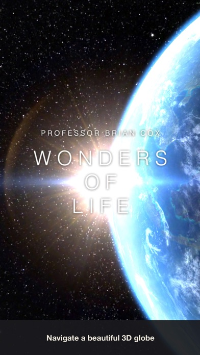 Brian Cox's Wonders of Life Screenshot