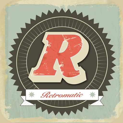 复古工作室:Retromatic