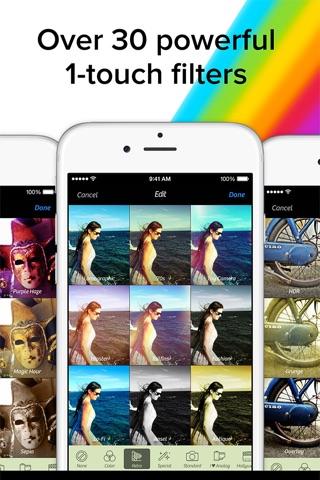 Camera+ screenshot 3