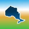 Aqua Map Ontario ON Lakes - GPS Nautical Charts