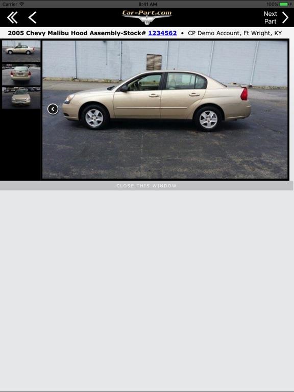 Car Part Com Used Auto Parts Market On The App Store