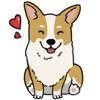 CorgiMoji - Corgi Dog Pet Emoji Stickers!