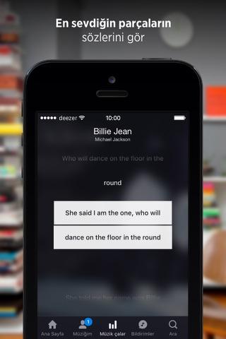 Deezer: Play Music, Radio, MP3 screenshot 4