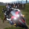 Moto Zombie Shoot:Zombie War on Road zombie road