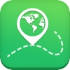 Track GPS location–Record your movements