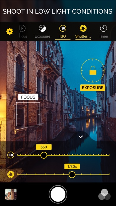 download Warmlight - Manual Camera apps 0
