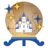 Merlins Magic Map for Disneyland disney carnival
