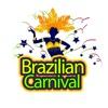 Brazilian Carnival - Brazil Sticker Pack disney carnival