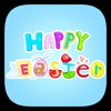 Happy Easter Wishes Stickers