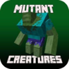 MUTANT CREATURES FOR MINECRAFT POCKET EDITION