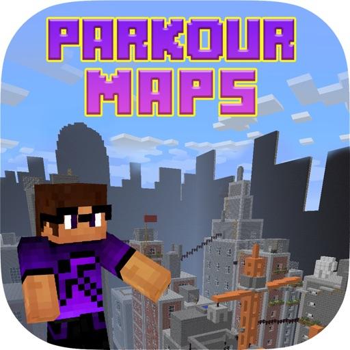 Parkour Maps for Minecraft PE Pocket Edition ! par Quoc Hiep