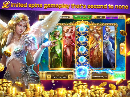 Screenshots of Slots - Limited Spins for iPad