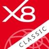 CAS genesisWorld x8 Classic for iPhone