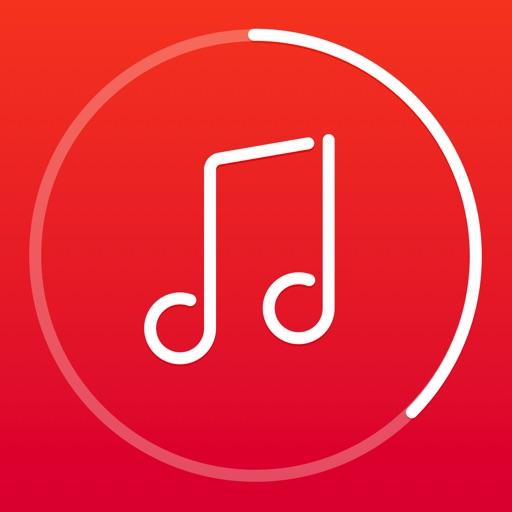 Icone Listen: lecteur audio contrôlé par gestes