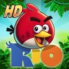 Angry Birds Rio HD (AppStore Link)