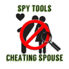 Tapgang - Top Free Games and Apps LLC - Catch Your Cheating Spouse: Spy Tools & Info Kit  artwork