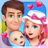 新生児成長ストーリー - 女の子ゲーム
