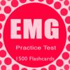 Electromyography EMG 1500 Flashcards & Exam Quiz